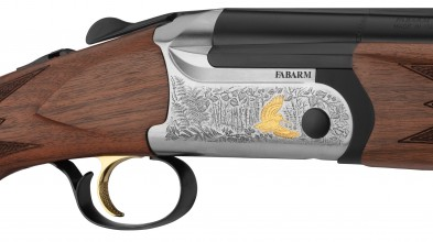 Photo FA2062G Fusil superposé Fabarm ELOS A2 Classic Paradox AL Gold